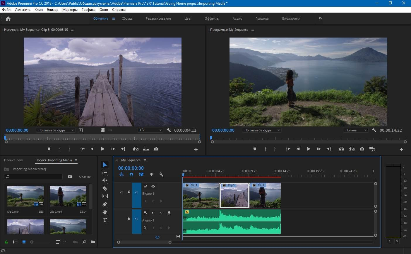 Adobe Premiere Pro CC 2021 14.8.0.39 repack kpojiuk