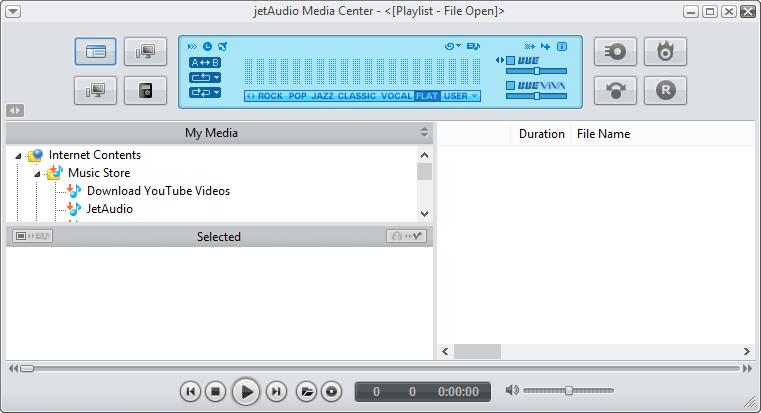 JetAudio 8.1.8.20800 Plus VX на русском