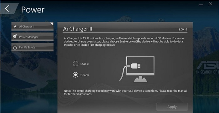 ASUS Ai Charger