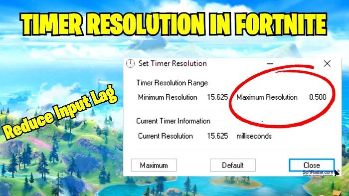 Timer Resolution
